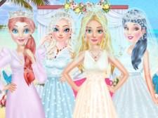 公主集体婚礼
