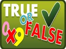 EG True False