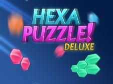 Hexa Puzzle Deluxe.