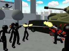 火柴人城市射击3D