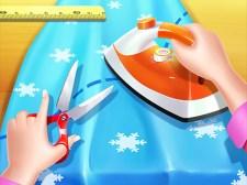婴儿时装裁缝店