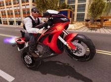 익스트림 자전거 운전 3D