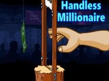 Millionnaire sans main