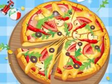 Pembuat pizza
