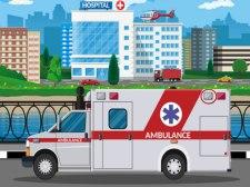 救护车卡车差异