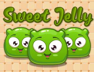 لعبة حلوى جيلي