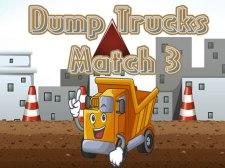 डंप ट्रक मैच 3