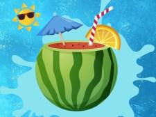 西瓜和饮料拼图