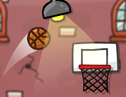 لعبة اهداف كرة السلة الرائعة