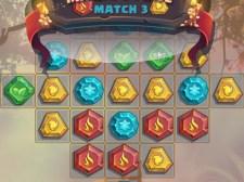Magic Stone Match 3 Deluxe