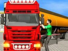 油轮运输车卡车模拟器