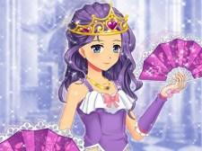 动漫公主换装游戏