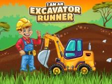 我是一个挖掘机跑步者
