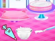 樱花蛋糕烹饪