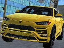 Super SUV Driving