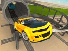 자동차 운전 스턴트 게임 3D