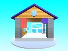 建筑房子3D