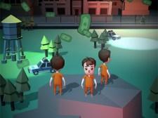 Cartoon Escape Prison
