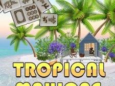 Tropical Mahjong