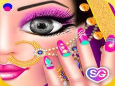 Gopi Doll – Fashion Nail Art Salon