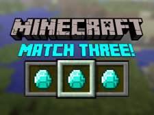 Minecraft Match Three