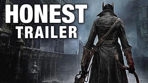 Bloodborne PS4 Le Trailer Du Nouveau Jeu Des Crateurs
