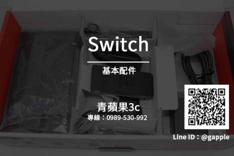 switch配件