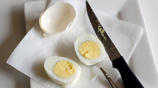 Click here to read Never Peel an Egg Again