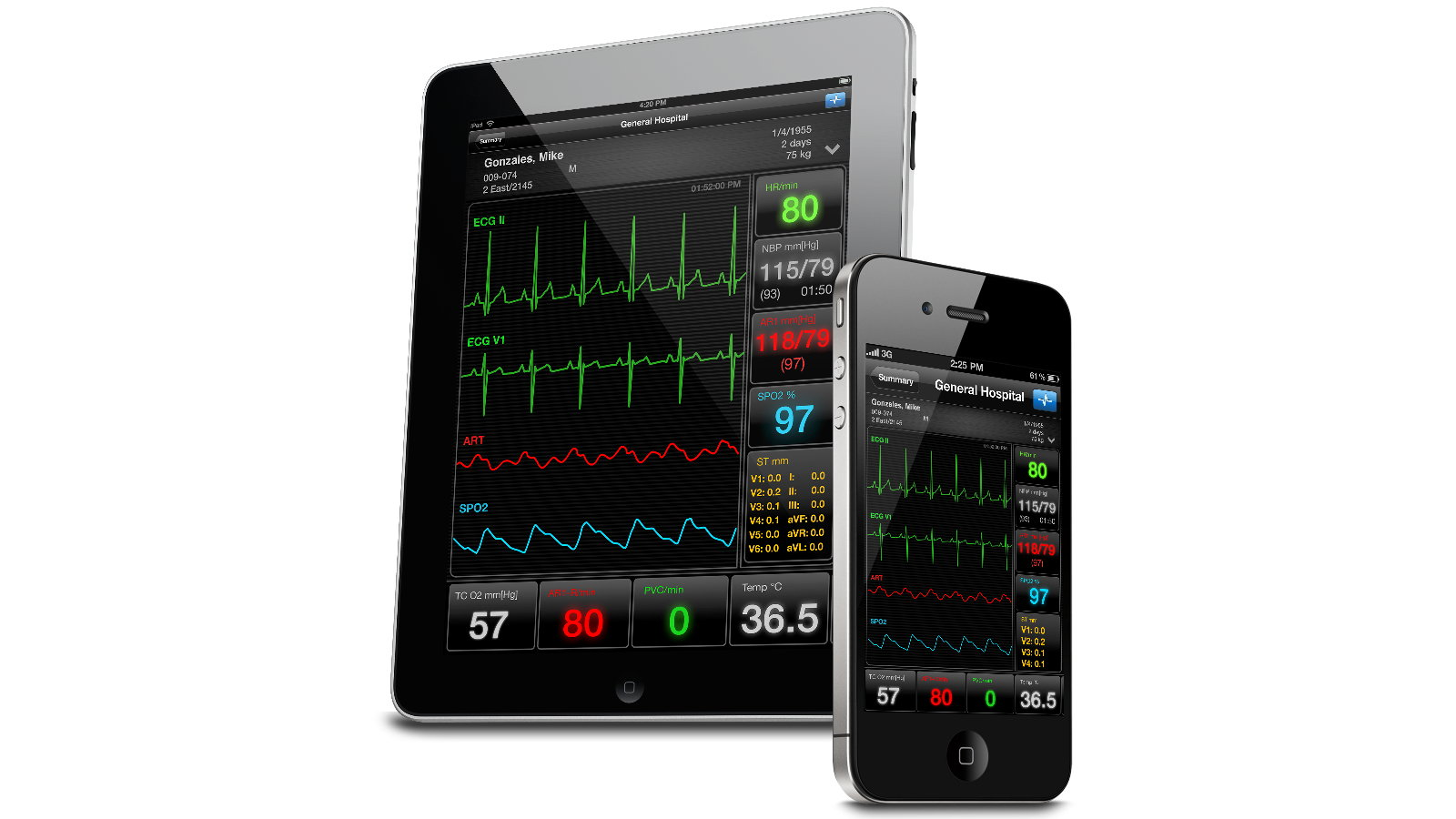 Click here to read How Tomorrow's Mobile Doctors Will Monitor Your Vital Stats