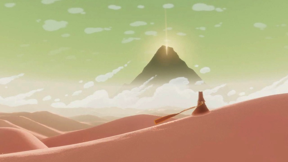 Image result for journey screenshot sacred mountain