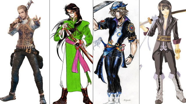 Four Reasons You're In Love With That JRPG Character