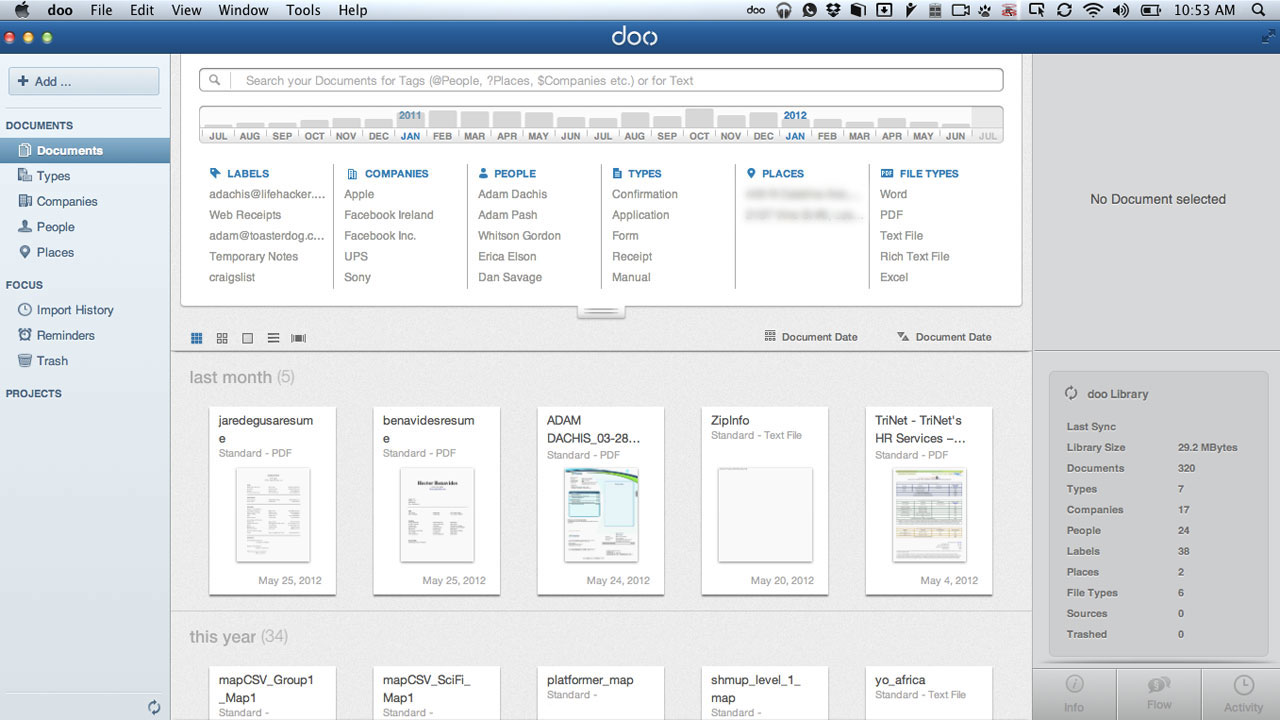 Click here to read Doo Automatically Organizes Your Documents, Syncs Them to the Cloud and Across Multiple Computers