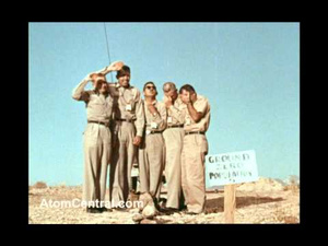 These Five Men Volunteered to Let a Nuke Explode Over Them