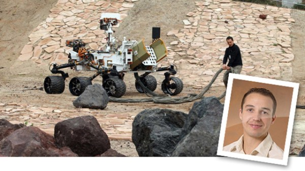 What Was It: The Man Who Drives The $2.6b Mars Curiosity ...