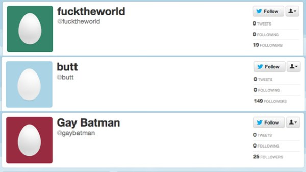 The Most Awesome Twitter Names That Sadly Aren't Being ...