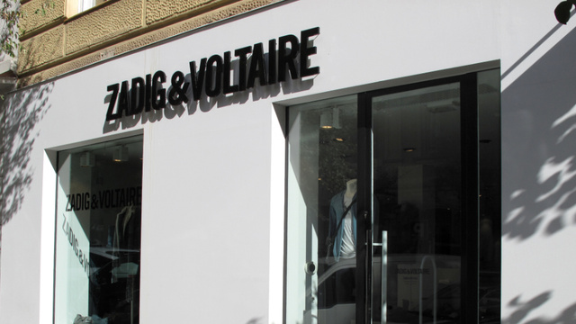 French Fashion Brand Has Awesome 'No Chinese Allowed' Rule