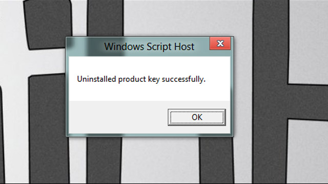 Uninstall Your Windows Product Key So You Can Use The License on Another PC