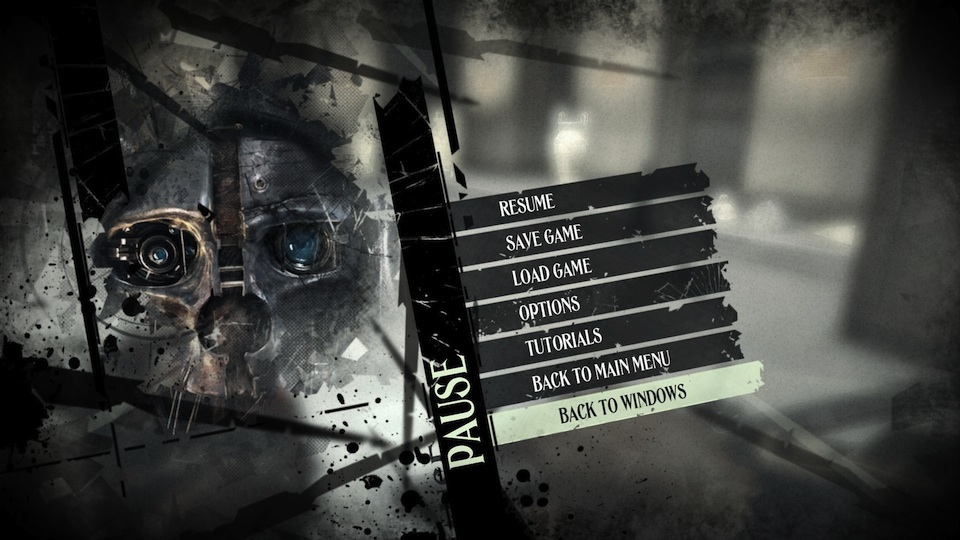 The Ten Commandments Of Video Game Menus Sinners And