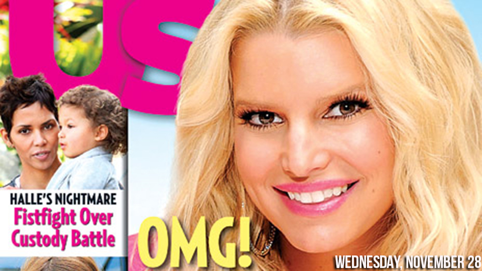 Jessica Simpson Pregnant with Baby 2 - Opposing Views