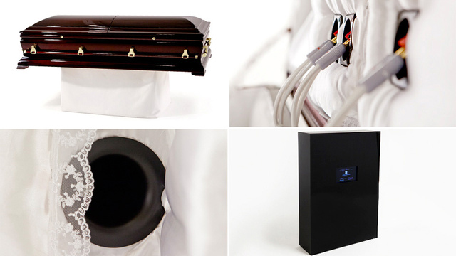 Sound System with Coffin is the new addition to gadgets