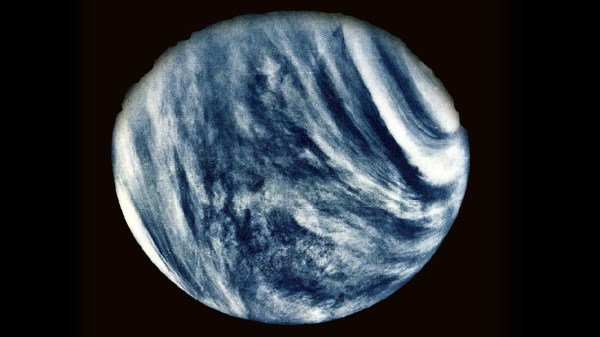 If You Were Arriving At Venus, This Is What You Would See ...