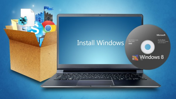 How To Do A Clean Install Of Windows Without Losing ...