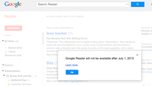Best Google Reader Alternative?
