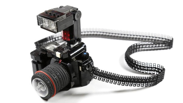 A Lego Neck Strap Sets This Bricked Camera Apart From The ...