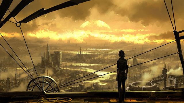 Great Character Descriptions from Science Fiction and Fantasy Books