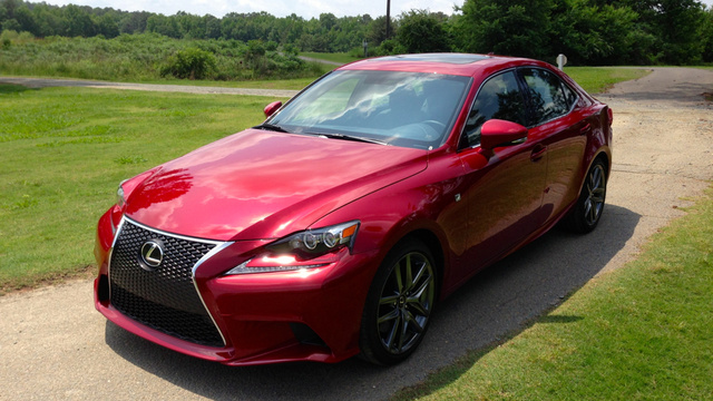2014 Lexus IS: The Jalopnik Review