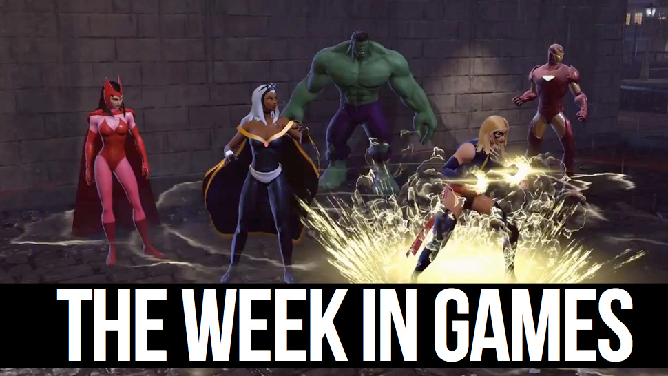 The Week in Games: It's Clobberin' Time