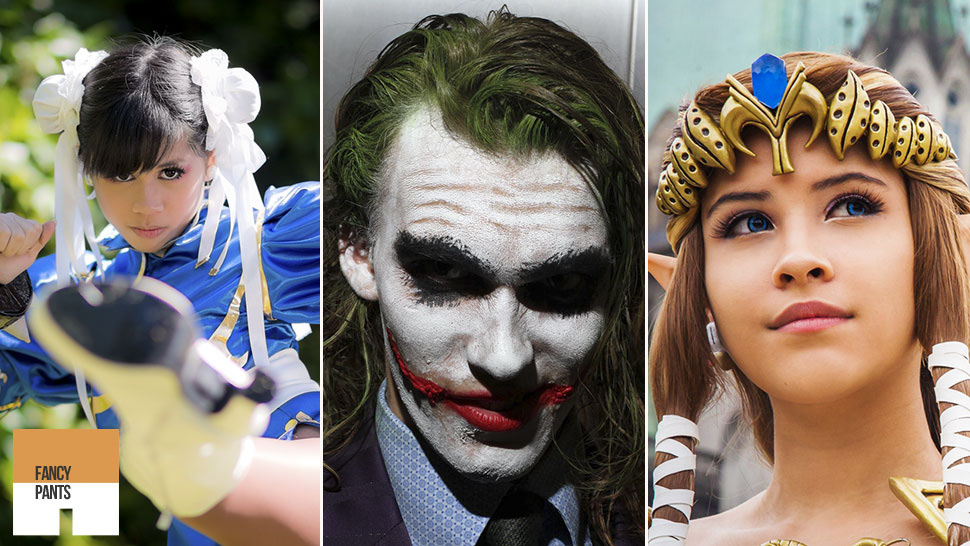 Why So Serious, Amazing Cosplayers?