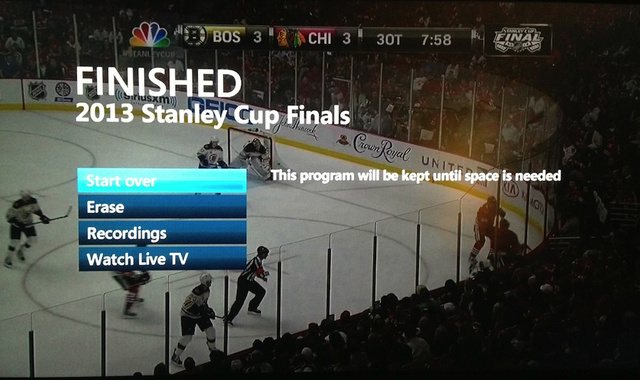 ku xlarge DVR Set To Record 2 Extra Hours Of Stanley Cup Final Cuts Off 6 Seconds Too Soon