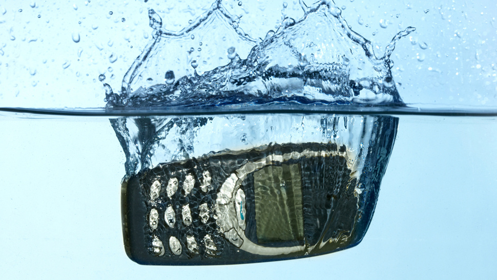 The Most Water Damage You've Ever Done To A Gadget?